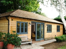 Oak Framed Home Offices And Garden Studios In Surrey